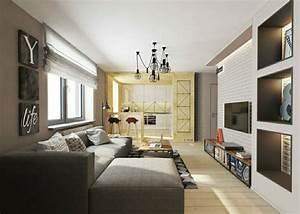 Decoration appartement une selection de l39est moderne for Decoration petit appartement moderne