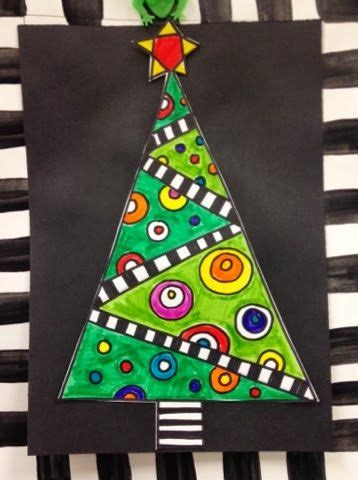 christmas art projects for middle schoolers 1000 ideas about is coming on the and gifts