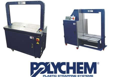 plasticpoly strapping machine automatic banding strapping machines john maye company