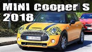 Mini Cooper 2018 : new 2018 mini cooper s facelift youtube ~ Nature-et-papiers.com Idées de Décoration