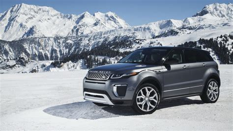 Land Rover Range Rover Hd Picture by 2016 Range Rover Evoque Autobiography Wallpaper Hd Car