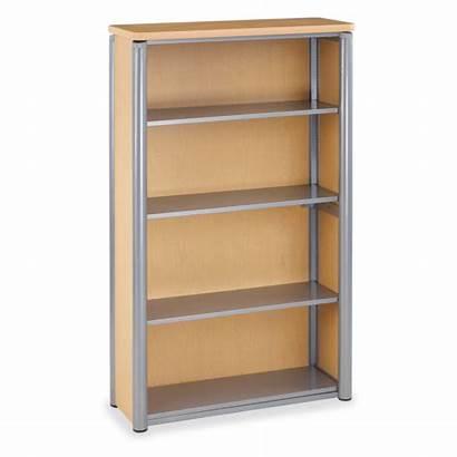 Bookcase Shelves Plateau Series Three Virco Line