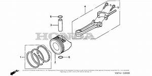 Honda Mower Hrx217vka Parts Diagram