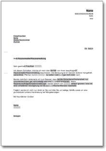 beschwerden musterbriefe dokumente vorlagen
