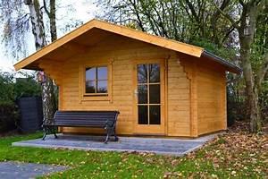 Gartenhaus Gemütlich Einrichten : gartenh user 3x4m amilton ~ Orissabook.com Haus und Dekorationen