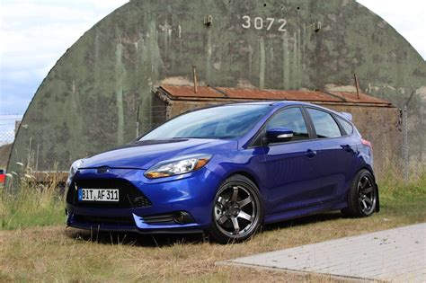 Ford Focus St Mk3 Tuning Rims Ford Focus St Tuning