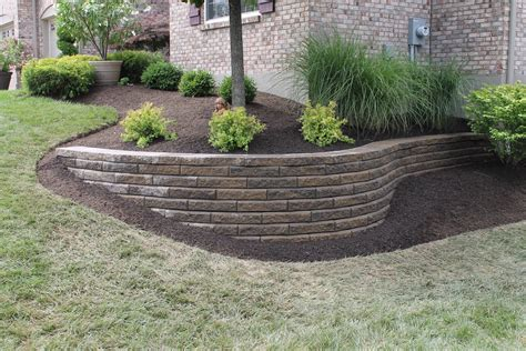 landscaping block walls ideas retaining walls pinteres