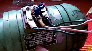 Rewiring A 3 Phase Motor To Delta  380v To 230v Conversion
