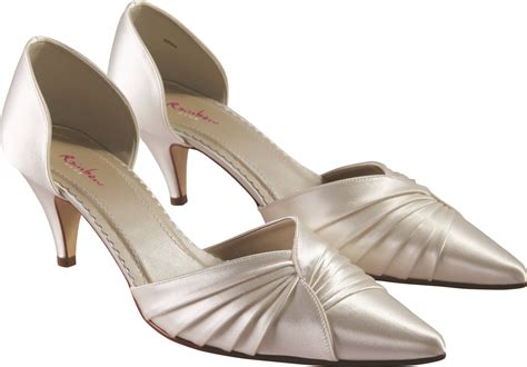 Rainbow Club Keira Dyeable Wedding Shoes