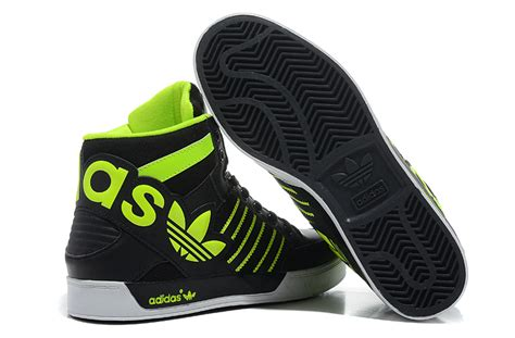 grey black blue yellow adidas sneaker roundhouse mid adidas high tops shoes