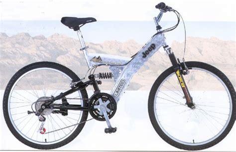 jeep comanche mountain bike jeep mountain bikes
