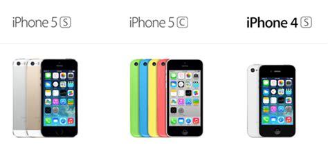 compare iphone 5c and 5s iphone 5s vs iphone 5c vs iphone 4s specs comparison