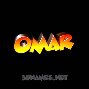 Preview of 'Black Background' for name: Omar