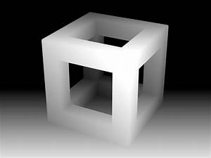 Template Create Cubic Stucture And Floor Depth Map Here The Depth Map