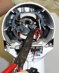 Dmontage Inducteur Moteur Robot KitchenAid Classic