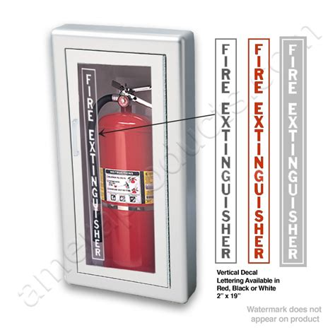 Kidde Semi Recessed Extinguisher Cabinets by Semi Recessed Loma Extinguisher 28 Images Kidde