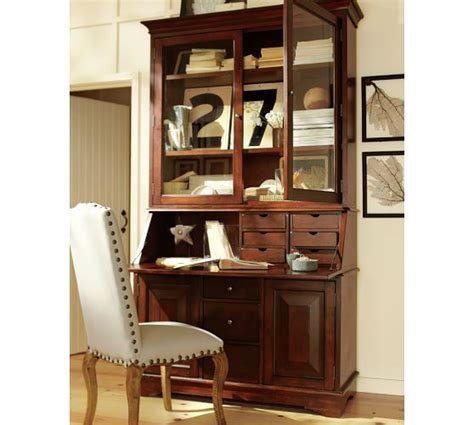Desk With Hutch Pottery Barn by Graham Desk Hutch Pottery Barn Furniture