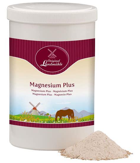 magnesium  nervenstaerke kraemer pferdesport oesterreich