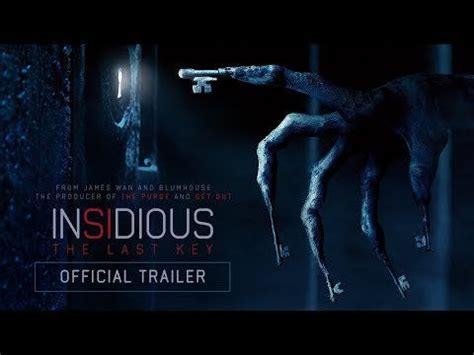 Insidious: The Last Key - Official Trailer : horror