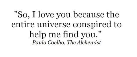 love quotes   alchemist quotesgram