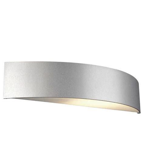 philips mygarden wall light 17130 87 46 ewp300 basel grey