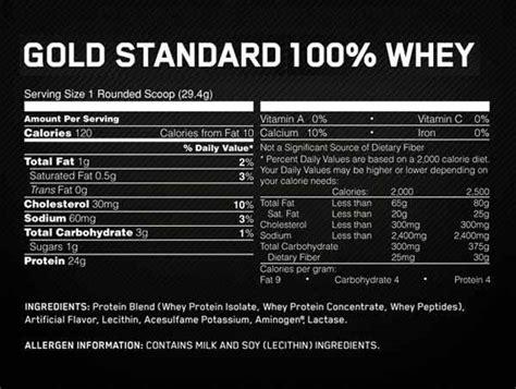 Amazon.com: Optimum Nutrition 100% Whey Protein, Vanilla