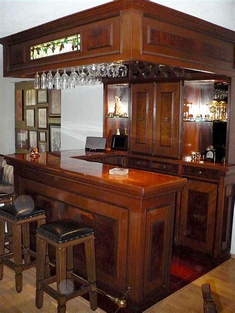 mobiliario en madera  barras de madera carpinteria