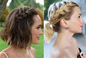 Peinados para novias con el pelo corto Lo Mejor en Bodas