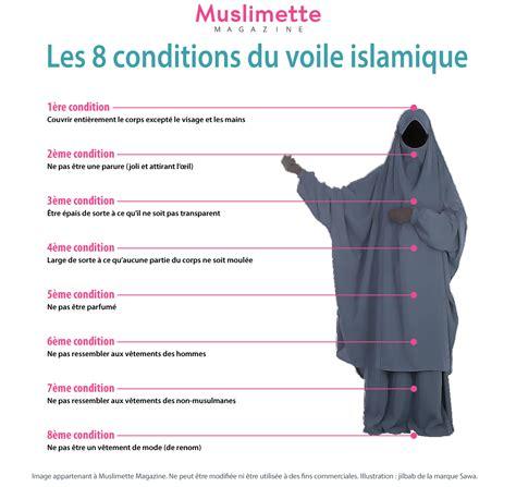 hijab chari les conditions du voile islamique