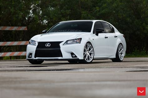 Lexus Gs Picture by Lexus Gs 350 On Vossen Vfs 6
