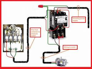 Single Phase Motor Contactor Wiring