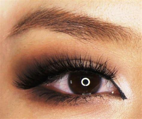 smokey eye makeup  hooded  asian eyes