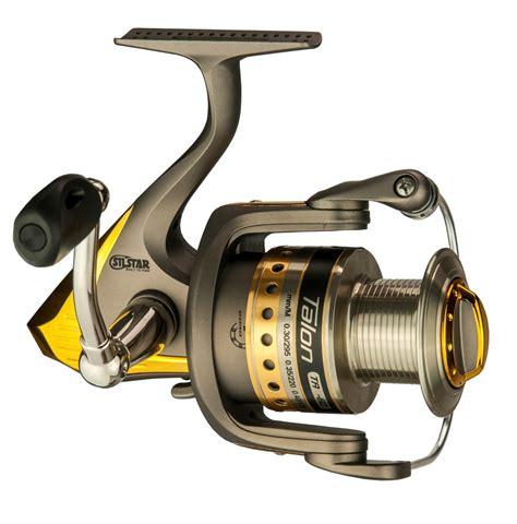silstar talon  spinning fishing reel