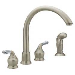 repair moen kitchen faucet faucet 7786 in chrome by moen