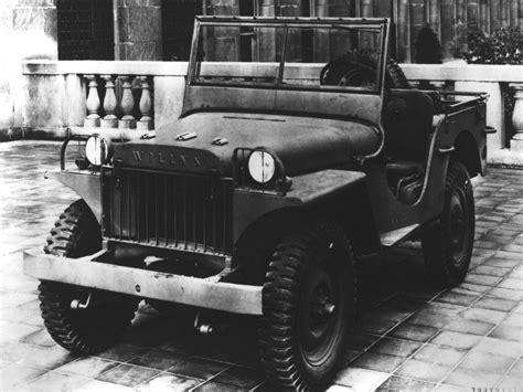 Clssico Da Semana Jeep Willys Autogaragem