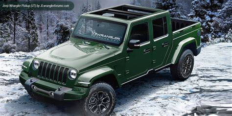 jeep truck 2018 find 2018 jeep wrangler jl info pictures pricing and