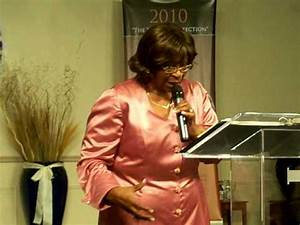 God's Divine Turn around (Pt 2) - District Elder Dr. Eulah ...