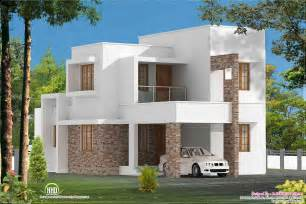 single storey house plans simple 3 bed room contemporary villa house design plans