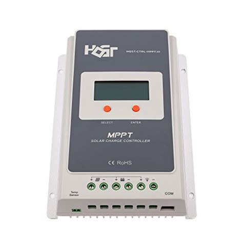 Hqst Positive Ground Mppt Battery Solar Charge