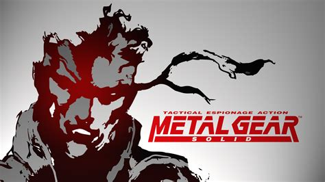 Retrospective Metal Gear Solid Gameondaily
