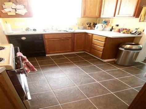 Tiling A Kitchen Floor Diy  Morespoons #eab51ba18d65