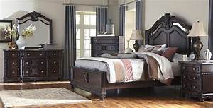 Wall Colors For Bedrooms With Dark Furniture (photos And ...