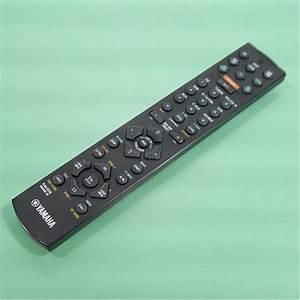 Original Yamaha Rav206   V694090 Us Remote Control For