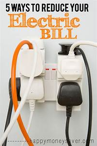 5 Ways to Reduce Your Electricity Bill this Fall - Happy ...