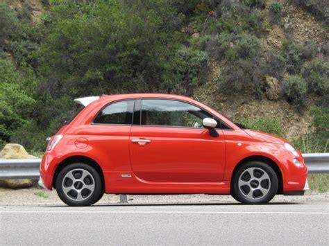 Fiat California by Tutte Vendute Le Fiat 500e In California Electric Motor News