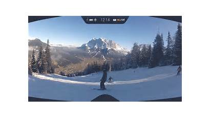 Goggles Augmented Reality Snow Rideon Waiting Headset