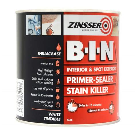 zinsser bin problem solver decorators forum