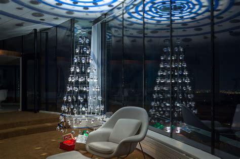 Fabulous Acrylic Modern Christmas Trees