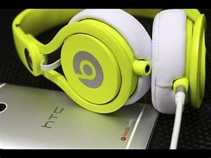 Neon Yellow Beats Mixr Headphones UnBoxing