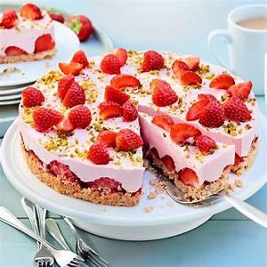 Torte Mit Frischkäse : rezept f r erdbeer frischk se torte kaufland ~ Lizthompson.info Haus und Dekorationen